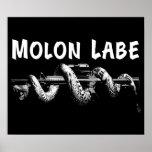Molon Labe Impresiones