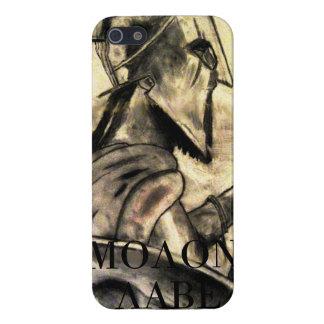 MOLON LABE iPhone 5 CARCASAS