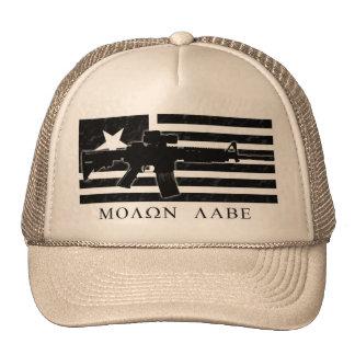 Molon Labe M4 Flag Hat