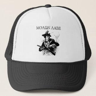 Molon Labe Minuteman Trucker Hat