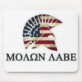 MOLON LABE MOUSE PAD