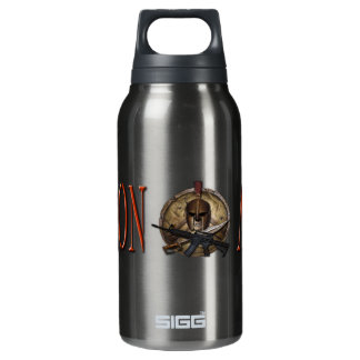 Molon Labe Spartan M-4 Insulated Water Bottle