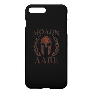 Molon Labe Spartan Warrior Laurels iPhone 8 Plus/7 Plus Case