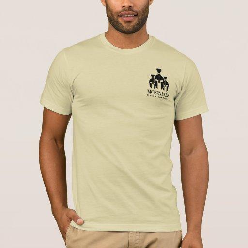 MOLON LABE Triple Threat tshirt