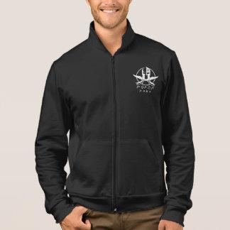 Molon Labe Printed Jacket