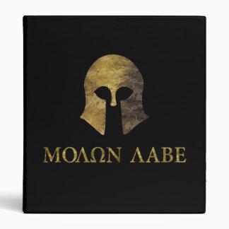 """Molon Labe, viene tomarlos Carpeta 1"""""""