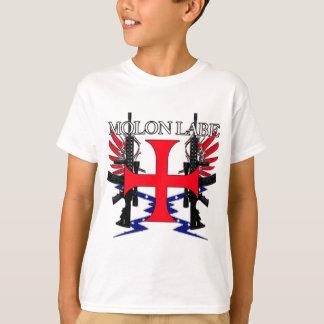 Molon Label Cross T-Shirt