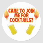 Molotov Cocktails Sticker