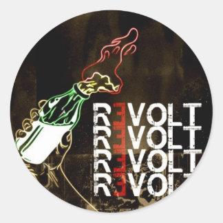 Molotov Sticker