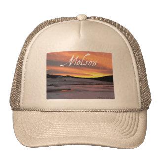Molson Lake Sunrise Trucker Hat
