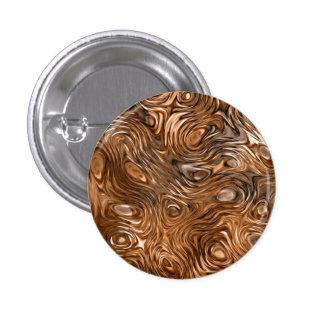 """Molten """"Copper"""" print button"""