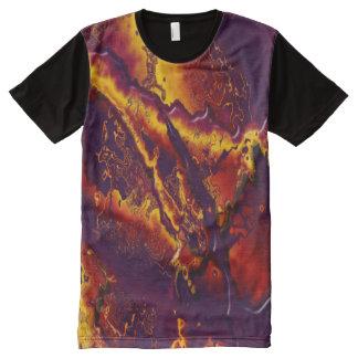 Molten Fire Men's All Over T-Shirt