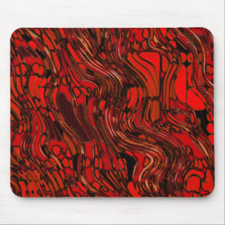 Molten Glass Mouse Pads