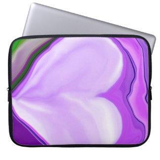 """Molten Heart13"" laptop sleeve"
