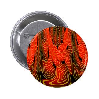 Molten lava button