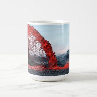 Molten Lava Coffee Mug