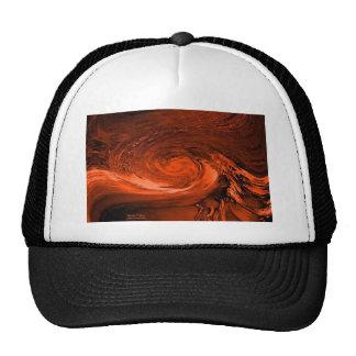 Molten Lava Trucker Hat