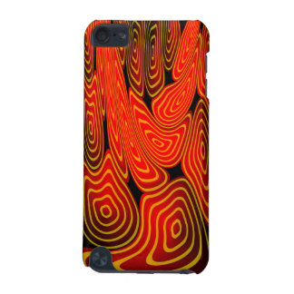 Molten lava iPod touch (5th generation) cover