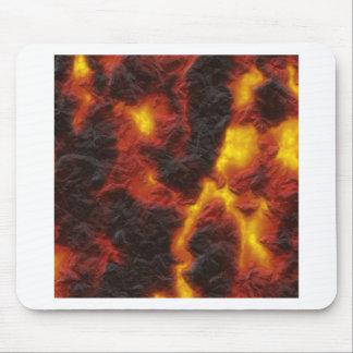 Molten Lava Mouse Pad