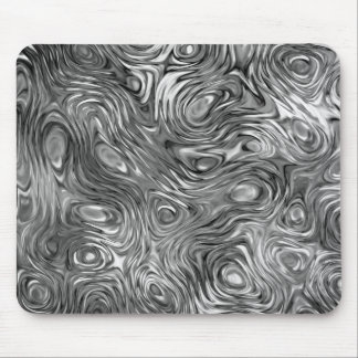 Molten print mousepad