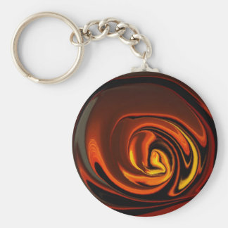 Molten Sunset keychain