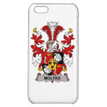 Moltke Family Crest Cover For iPhone 5C