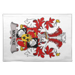 Moltke Family Crest Placemat