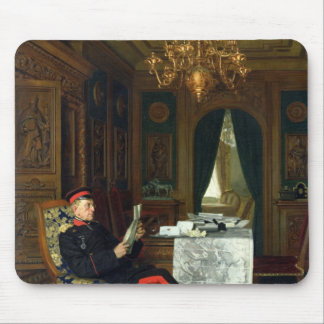 Moltke in Versailles, 1872 Mouse Pad
