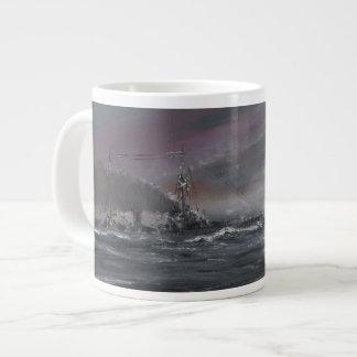 Moltke Jutland 1916. 2014 20 Oz Large Ceramic Coffee Mug