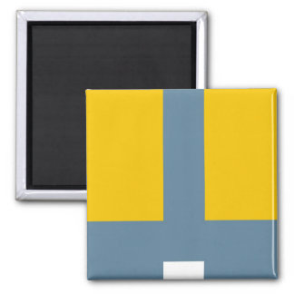 Molto 2 Inch Square Magnet
