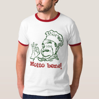 """Molto bene!"" Vintage T-Shirt"