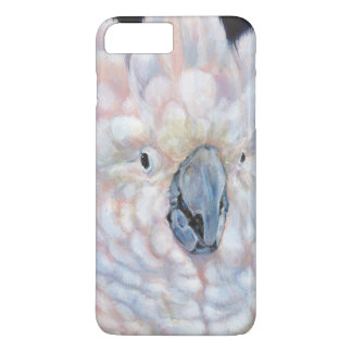Moluccan cockatoo iPhone 7 plus case