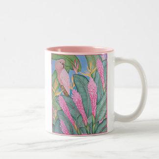 Moluccan Cockatoo Coffee Mug