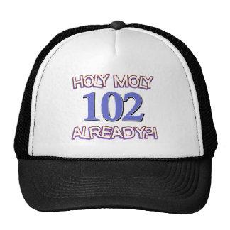 ¿Moly santo 102already? Gorros