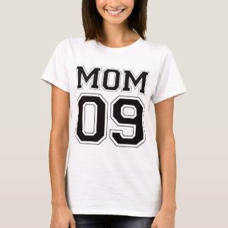 Mom 2009 - Black T-Shirt