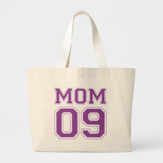 Mom 2009 - Purple Canvas Bags
