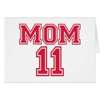 Mom 2011 card