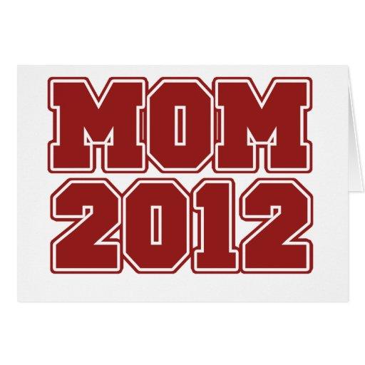 Mom 2012 cards