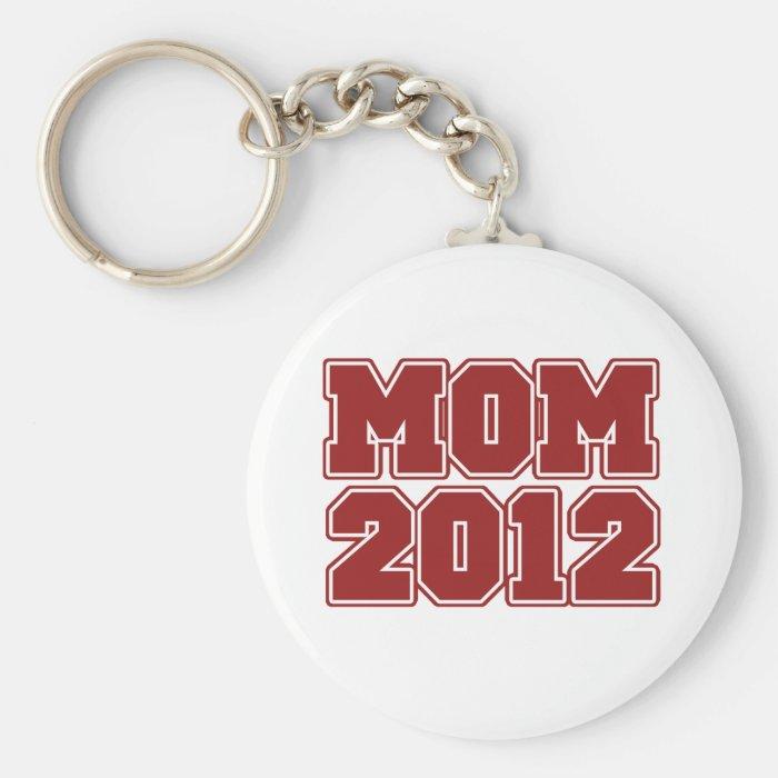 Mom 2012 keychain
