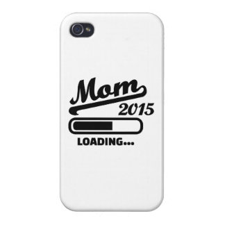 Mom 2015 loading iPhone 4 cover