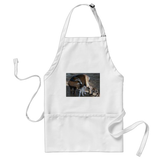Mom and Babies Adult Apron