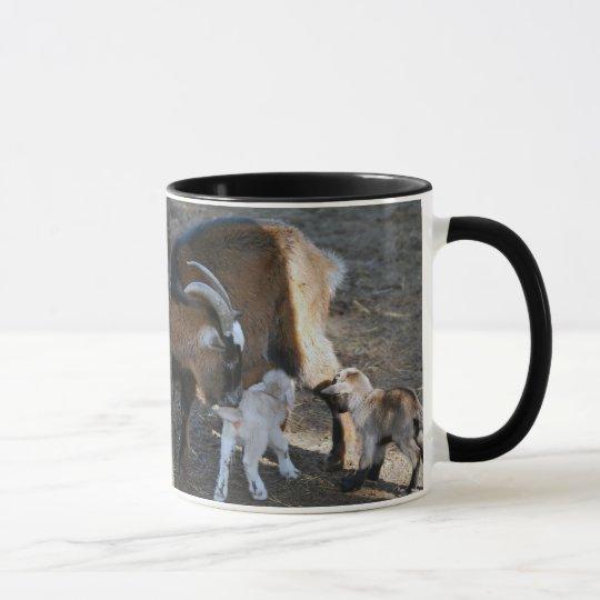 Mom and Babies Mug
