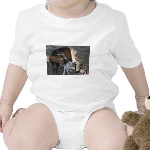 Mom and Babies T Shirts