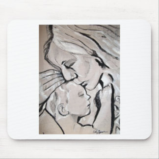 Mom and Baby cathy jourdan 2011 150 Mouse Pad