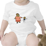 Mom and Child Tee Shirts