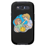 Mom And Daughter Samsung Galaxy SIII Cases