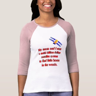 Mom and I use a multi-billion $ Tshirt