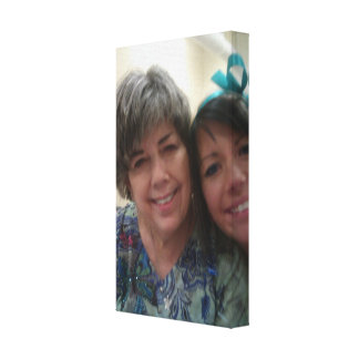 Mom and Me Gallery Wrap Canvas