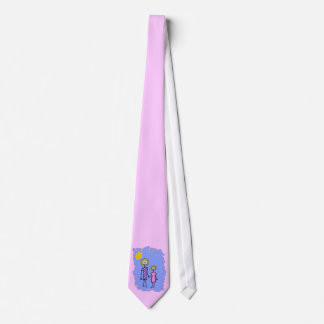 Mom and Me, Mother Daughter Walk Neck Tie