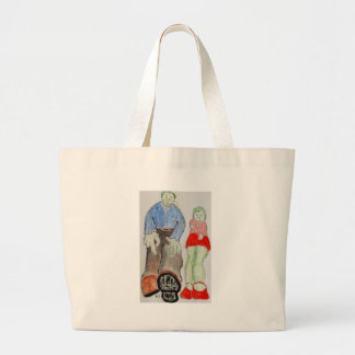 Mom and Pop Tote Bag